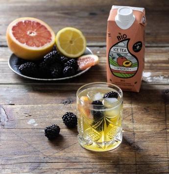 TeeGschwendner und SAUSALITOS küren die Tee-Cocktails des Jahres