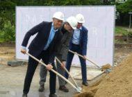 KörberHaus: Spatenstich für neues Kultur- und Begegnungszentrum