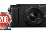 Panasonic und BILD präsentieren: Die Volks-Kamera LUMIX GX80K / Deutschlands reichweitenstärkste Medienmarke kürt die kompakte Systemkamera LUMIX GX80K zum Volks-Produkt