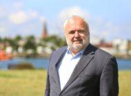 Jörg Junhold neuer Präsident des VdZ / Leipzigs Zoodirektor leitet für drei Jahre den Zooverband