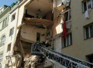 Eine Tote bei Gasexplosion in Wien