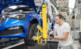 SKODA AUTO spart 2018 rund 209,6 Millionen Tschechische Kronen durch innovative Mitarbeiterideen