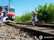 Bundespolizeidirektion München: Kinder im Gleis -  Triebfahrzeugführer konnte ein Erfassen nicht ausschließen