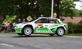 Rallye Stemweder Berg: Fabian Kreim setzt Siegesserie fort