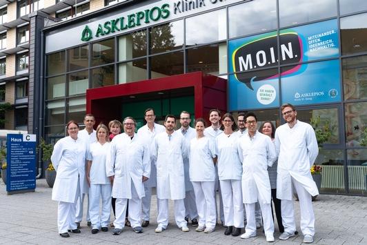 Prof. Stephan Willems ist neuer Chefarzt Kardiologie in der Asklepios Klinik St. Georg