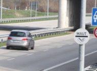 Pkw-Maut in Deutschland gestoppt