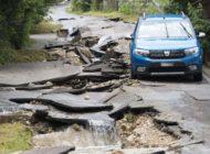 Hochwasser hinterlässt grosse Schäden – ein Mensch stirbt