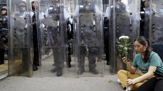 «Die Demonstranten sind bereit, lange auszuharren»