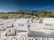 Usedom: Direkter Zugang vom Hotel an den FKK-Strand / Modernisierte Bernsteintherme macht es möglich / Größte Sauna auf Usedom