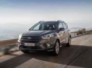 Top-Angebot der Ford Auto-Versicherung für den aktuellen Kuga: 15 Prozent Rabatt auf Haftpflicht- und Kasko-Prämie