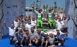 Rallye Italien Sardinien: WRC 2 Pro-Doppelsieg für SKODA durch Kalle Rovanperä und Jan Kopecky