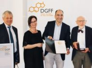 Prof. Dr. med Hans Kaffarnik erhält Ehren-Medaille der DGFF (Lipid-Liga)