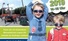 POL-HH: 190625-3. +++Ankündigung: Kinder-Hit-Tag von Polizei und Feuerwehr