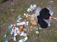 POL-NI: Wiederholte Abfallbeseitigung auf dem Dorfplatz