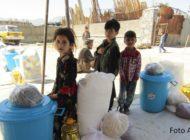 Erfolgreiche Nothilfeaktion zur Fastenzeit - 3640 Personen (520 Familien) wurden im Flüchtlingscamp Pul-E-Sheena in Kabul, Afghanistan versorgt