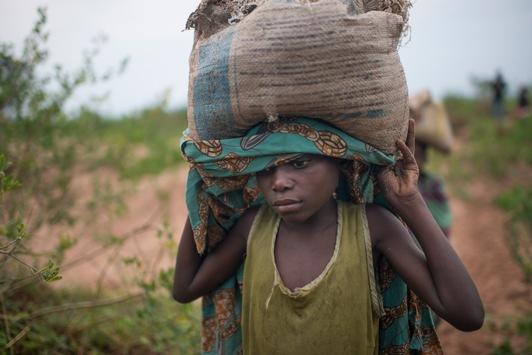 Gegen Kinderarbeit – Für Kinderrechte / Flüchtlingskinder: ausgebeutet und ohne Chance auf Bildung