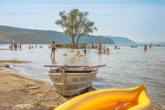 Prognose: Es wird heiß! / Spritziger Sommerurlaub an See und Küste
