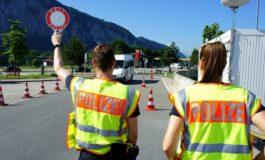 Bundespolizeidirektion München: Gefälscht oder gestohlen - Bei Grenzkontrollen der Bundespolizei gestoppt