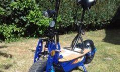 POL-LWL: Elektro Scooter in Plau gestohlen