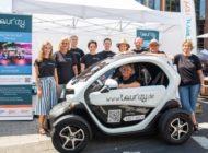 Tour'izy: Flexibles Mietangebot ermöglicht Urlaubsausflüge im Renault Twizy