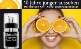 Biotulin: Beauty Konzept - 10 Jahre jünger aussehen /  Kosmetikhersteller entwickelt Ernährungskonzept - Intervallfasten für die Haut