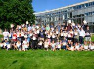 Erfolgreicher Schuljahresabschluss am Hasso-Plattner-Institut: Schülerkollegiaten starten mit Auszeichnung in die Sommerferien