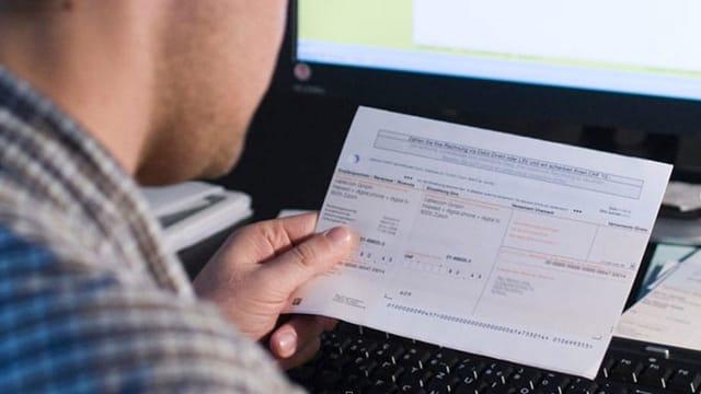 Swisscom verlangt für Papierrechnung fast drei Franken