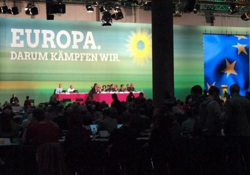 Neue Chefin des CDU-Wirtschaftsrats fordert Abgrenzung von Grünen