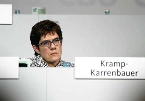 Leipziger CDU kritisiert Kramp-Karrenbauers Russlandpolitik