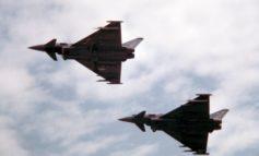 Eurofighter-Absturz: Bundeswehrpilot offenbar tot