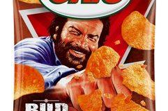 Zwei sind nicht zu bremsen: Die neue Chio Chips Limited Edition Bud Spencer & Terence Hill
