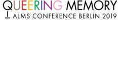 """Stiftung EVZ fördert LGBTQI+ Konferenz """"ALMS"""" / Förderung einer Ausstellung und Stipendien für Experti*innen, 27. - 29. Juni im Haus der Kulturen der Welt"""