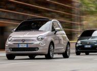 Der Fiat 500 im Modelljahr 2020 - noch mehr innovative Technologie und zwei neue Varianten