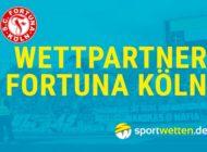 sportwetten.de wird offizieller Wettpartner des SC Fortuna Köln