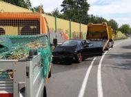 POL-OL: ++ Verkehrsunfall mit mind. einer schwer verletzten Person und Vollsperrung der Anschlussstelle Oldenburg-Osternburg auf der A 28 in Fahrtrichtung Leer ++ Zeugenaufruf ++