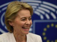 Von der Leyen mit Zittersieg zur EU-Kommissionspräsidentin