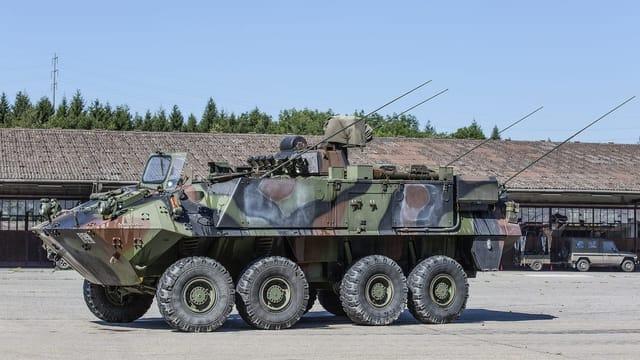 Schweizer Waffenexporte legen zu