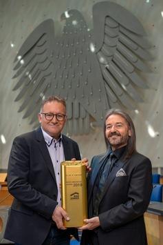 """Innovation in der DNA: Bien-Zenker ist """"Most Innovative Brand"""" / Plus X Award für herausragende Häuser und Innovationskraft"""