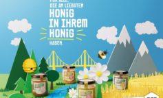 BEEsharing bietet ab sofort ehrlich echten Honig auch im Einzelhandel / Strenge Qualitätskontrollen garantieren dem Verbraucher reinen Honig von heimischen Imkern