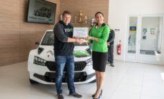 SKODA Motorsport beginnt mit der Auslieferung des neuen SKODA FABIA R5 evo