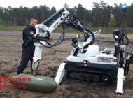 FW-HH: Kampfmittelräumdienst der Feuerwehr Hamburg erhält neues Arbeitsgerät / Die Feuerwehr Hamburg lädt zu einem Pressetermin in der Feuerwehrakademie ein