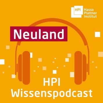 HPI-Wissenspodcast Neuland mit Professor Ulrich Weinberg: Design Thinking 4.0