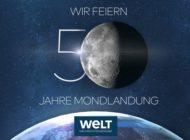 Wir feiern 50 Jahre Mondlandung: Großes Fest am Samstag, den 20. Juli von 14 bis 1 Uhr im Berliner Zeiss-Großplanetarium / Special Guest: ESA-Astronaut Alexander Gerst