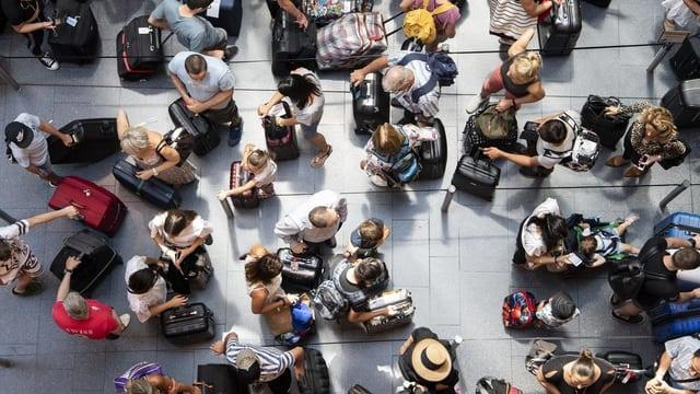 Immer mehr Flugpassagiere kompensieren ihren CO2-Ausstoss