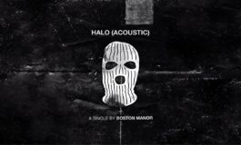 "Boston Manor ""Halo"" Acoustic"