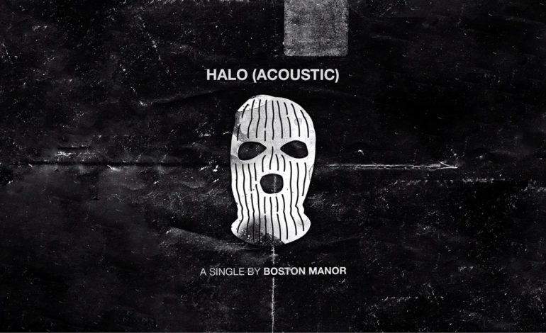 "Boston Manor ""Halo"" Acoustic"