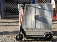 Deutlich mehr Unfälle mit Fahrrädern als mit E-Scootern in München