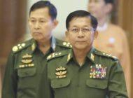 USA verhängen Sanktionen gegen Burmas Armeechef