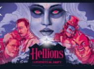 Hellions – Continental Drift