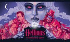 Hellions – Continental Drift